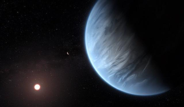 Phát hiện hành tinh K2-18b, hành tinh có đầy đủ mọi điều kiện để làm nơi ở mới cho loài người, ngoại trừ việc quá to - Ảnh 3.