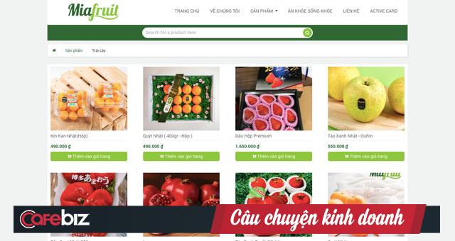 Bà chủ Mia Fruit Nguyễn Ngọc Huyền và sáng kiến sàn đấu giá nông sản theo kiểu Nhật, ước mơ nâng tầm trái cây Việt Nam sánh ngang Hàn – Nhật - Ảnh 1.
