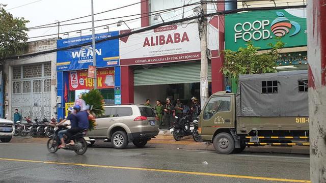 Lời khai của Nguyễn Thái Lĩnh, Tổng giám đốc Công ty CP địa ốc Alibaba - Ảnh 1.