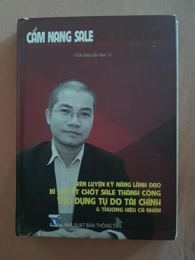 Nhà xuất bản nói gì về cuốn sách Nguyễn Thái Luyện dạy nhân viên Alibaba bí kíp lừa đảo - Ảnh 2.