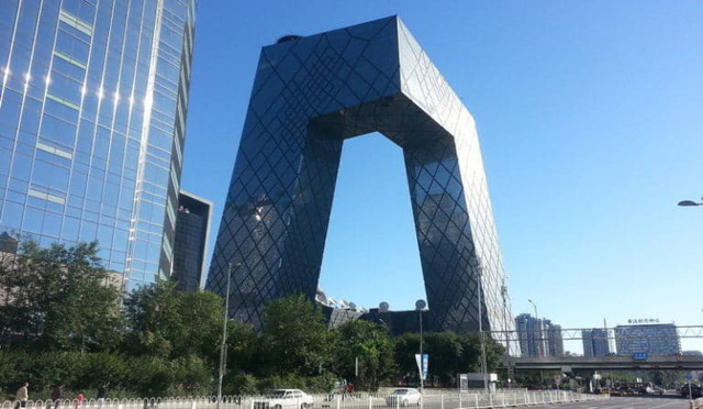 10 tòa nhà kiến trúc kỳ lạ nổi tiếng ở Trung Quốc - Ảnh 2.