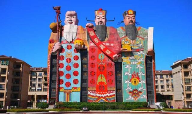 10 tòa nhà kiến trúc kỳ lạ nổi tiếng ở Trung Quốc - Ảnh 5.