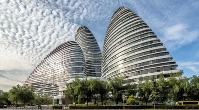 10 tòa nhà kiến trúc kỳ lạ nổi tiếng ở Trung Quốc - Ảnh 6.