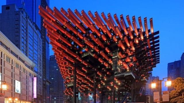 10 tòa nhà kiến trúc kỳ lạ nổi tiếng ở Trung Quốc - Ảnh 7.