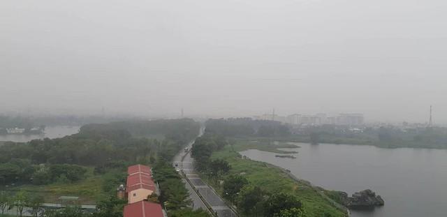 Đã xác định được thủ phạm chính gây ô nhiễm không khí TP.HCM - Ảnh 1.