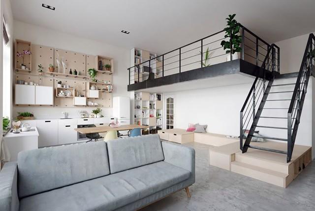 Tranh cãi về căn hộ chung cư 25m2: Ổ chuột hay không còn do nhiều yếu tố? - Ảnh 2.