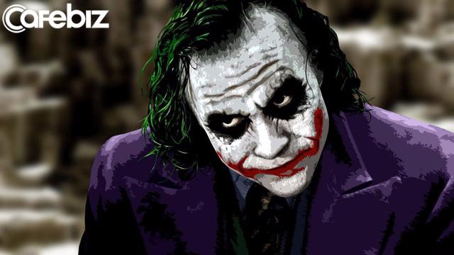 Triết lý nhân sinh siêu thuyết phục của Joker - hoàng tử tội phạm được yêu thích nhất trong lịch sử phim siêu anh hùng - Ảnh 1.