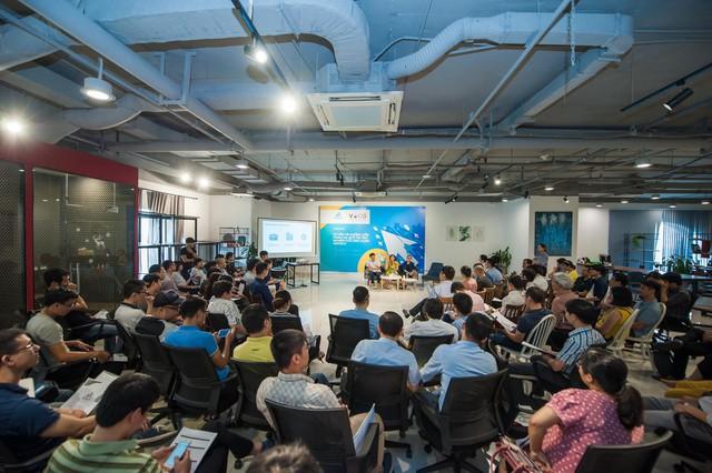 CEO VinTech City Trương Lý Hoàng Phi: Lãng phí tài năng, trí tuệ hay đánh mất cơ hội đưa một sản phẩm công nghệ hữu ích đến cộng đồng là loại rủi ro cao nhất và đáng tiếc nhất - Ảnh 2.