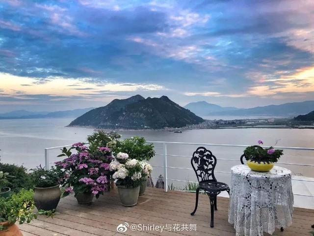 Người phụ nữ 40 tuổi nghỉ hưu sớm, dùng tiền dành dụm cả đời để đổi lấy khu vườn rực rỡ như thiên đường trên đồi hướng biển - Ảnh 16.