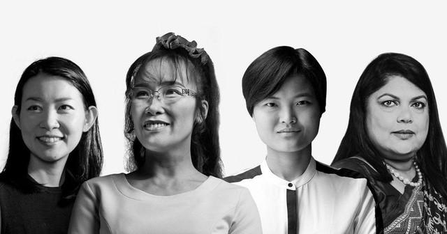 Chân dung cô kỹ sư thiết bị vừa trở thành 1 trong những nữ doanh nhân quyền lực nhất châu Á, là sếp của kỳ lân tỷ đô đang nổi toàn Đông Nam Á - Ảnh 1.