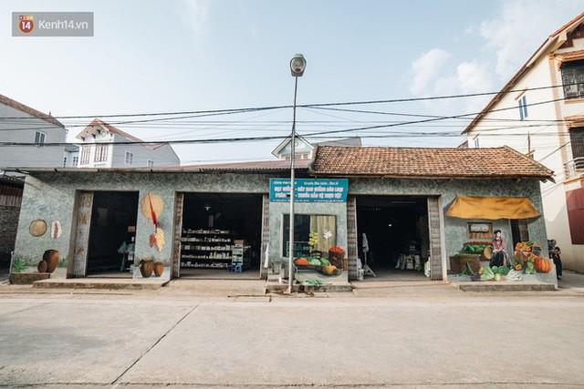 7 sinh viên biến làng trồng rau củ thành làng bích họa đầu tiên của Hà Nội - Ảnh 11.