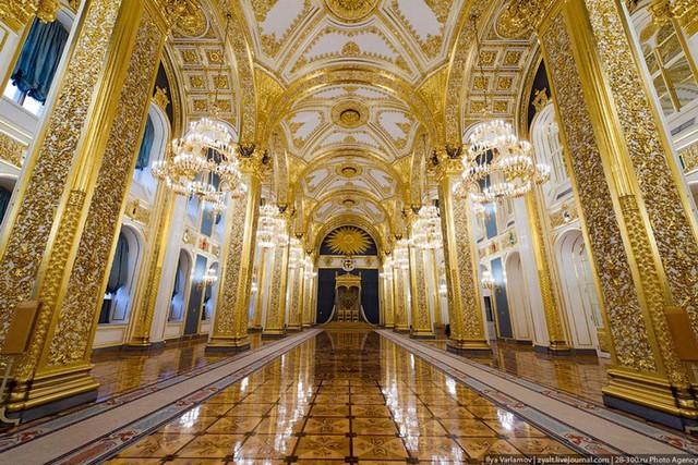 8 công trình dát vàng xa xỉ bậc nhất thế giới - Ảnh 5.