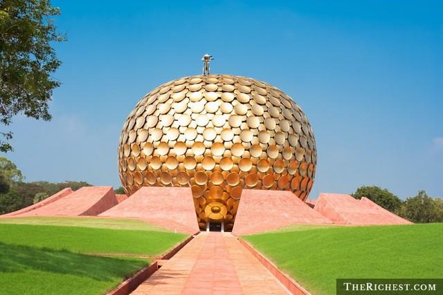 8 công trình dát vàng xa xỉ bậc nhất thế giới - Ảnh 7.