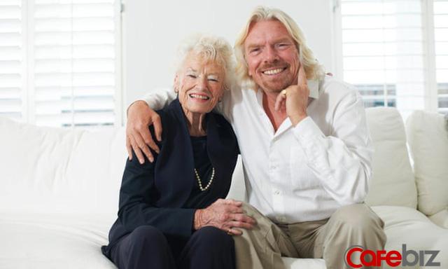 Hổ phụ sinh hổ tử: Đọc bức thư mẹ Richard Branson viết cho con để hiểu tại sao doanh nhân này thành công đến vậy - Ảnh 1.