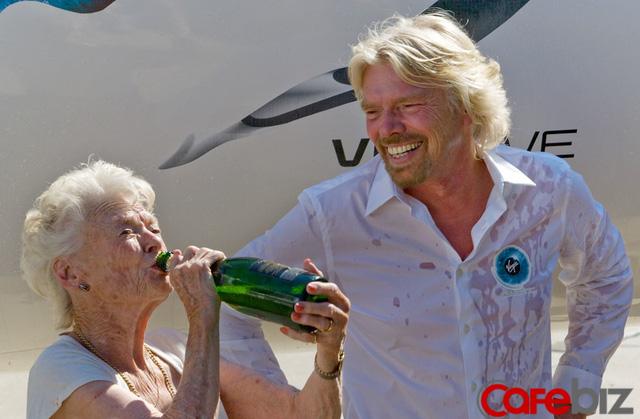 Hổ phụ sinh hổ tử: Đọc bức thư mẹ Richard Branson viết cho con để hiểu tại sao doanh nhân này thành công đến vậy - Ảnh 2.