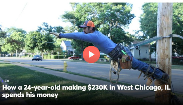 Kiếm 450 triệu/tháng, quyết tâm thành triệu phú USD ở tuổi 30 - Ảnh 1.