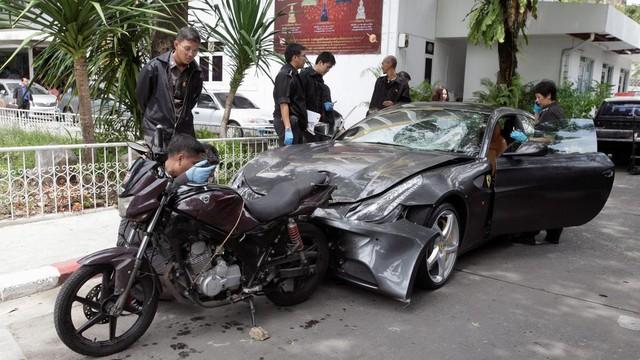 Gia tộc Red Bull: Ông nội từ tay trắng thành tỷ phú Thái Lan, cháu đích tôn sống xa xỉ, lái xe gây tai nạn chết người vẫn chưa đền tội - Ảnh 10.