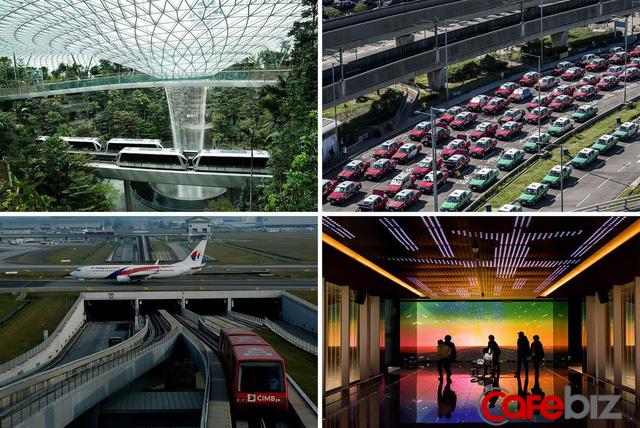 """Choáng ngợp với sân bay siêu to khổng lồ trị giá 11 tỷ USD của Trung Quốc, mang tham vọng """"nổi dậy"""" trên bầu trời nước Mỹ - Ảnh 5."""