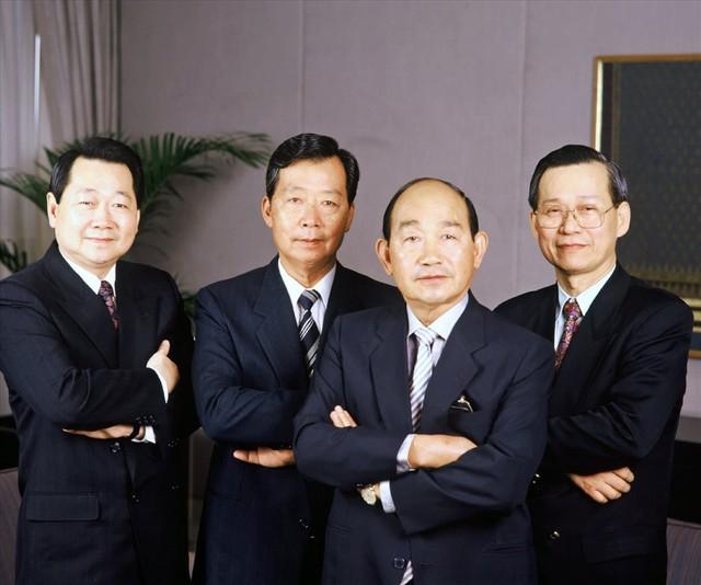 Choáng ngợp khối tài sản khổng lồ của top 5 tỉ phú giàu nhất Thái Lan - Ảnh 1.