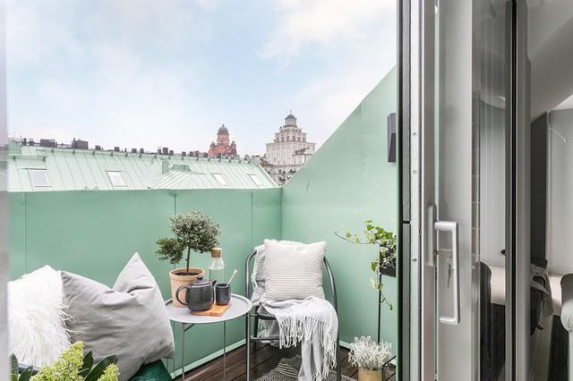 Rộng vỏn vẹn 38m², chủ sở hữu căn hộ nhỏ vẫn có không gian sống mơ ước với nhiều góc sống ảo - Ảnh 11.