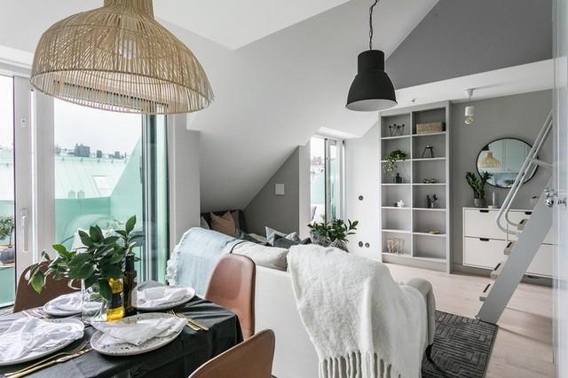 Rộng vỏn vẹn 38m², chủ sở hữu căn hộ nhỏ vẫn có không gian sống mơ ước với nhiều góc sống ảo - Ảnh 12.