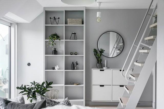 Rộng vỏn vẹn 38m², chủ sở hữu căn hộ nhỏ vẫn có không gian sống mơ ước với nhiều góc sống ảo - Ảnh 13.