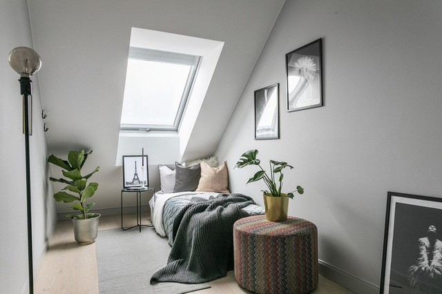 Rộng vỏn vẹn 38m², chủ sở hữu căn hộ nhỏ vẫn có không gian sống mơ ước với nhiều góc sống ảo - Ảnh 14.