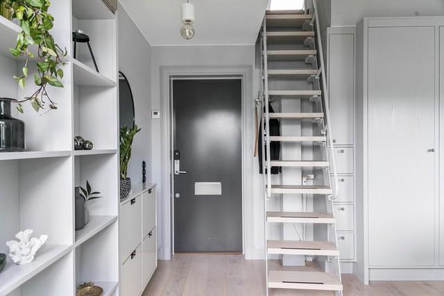 Rộng vỏn vẹn 38m², chủ sở hữu căn hộ nhỏ vẫn có không gian sống mơ ước với nhiều góc sống ảo - Ảnh 19.