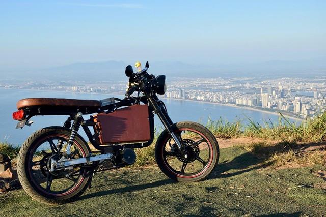Nhìn lại xe máy điện của chàng trai đi thật xa để trở về, bỏ việc ở Silicon Valley và quay lại Việt Nam gọi vốn trong Shark Tank - Ảnh 2.