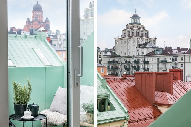 Rộng vỏn vẹn 38m², chủ sở hữu căn hộ nhỏ vẫn có không gian sống mơ ước với nhiều góc sống ảo - Ảnh 5.