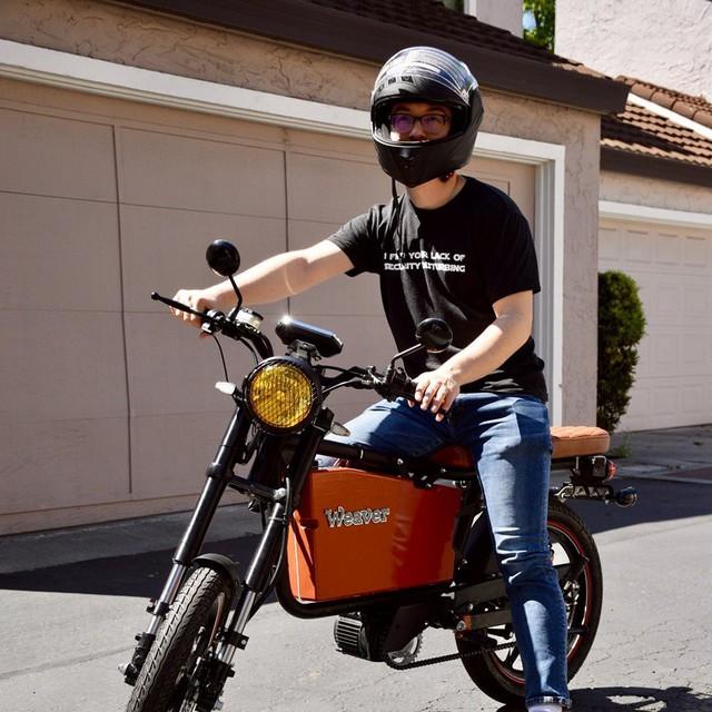 Nhìn lại xe máy điện của chàng trai đi thật xa để trở về, bỏ việc ở Silicon Valley và quay lại Việt Nam gọi vốn trong Shark Tank - Ảnh 7.