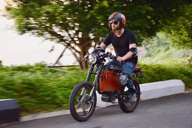 Nhìn lại xe máy điện của chàng trai đi thật xa để trở về, bỏ việc ở Silicon Valley và quay lại Việt Nam gọi vốn trong Shark Tank - Ảnh 8.