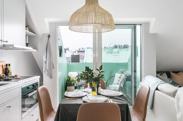 Rộng vỏn vẹn 38m², chủ sở hữu căn hộ nhỏ vẫn có không gian sống mơ ước với nhiều góc sống ảo - Ảnh 9.