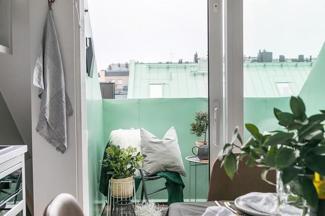 Rộng vỏn vẹn 38m², chủ sở hữu căn hộ nhỏ vẫn có không gian sống mơ ước với nhiều góc sống ảo - Ảnh 10.