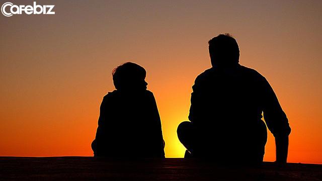 Bức thư cha gửi con trai: Hôm nay con nỗ lực một chút, còn tốt hơn gấp 100 lần so với việc tương lai đi cúi đầu nhờ vả người khác - Ảnh 2.