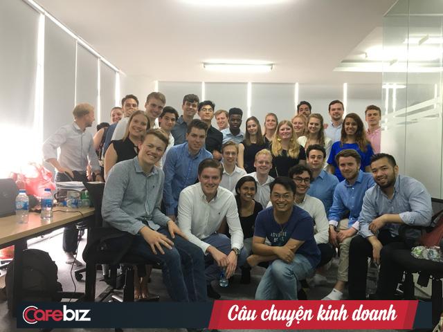 Co-founder NextSmarty: Bỏ công việc chuyên gia AI nhàn nhã nhiều tiền để khởi nghiệp vì 'bị đàn anh dụ dỗ' - Ảnh 2.