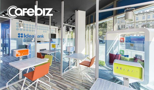Học ngân hàng Ba Lan cách làm thương hiệu: Mang máy ATM đến tận nhà khách hàng, mở coworking space ngay tại văn phòng, biến toa tầu thành nơi làm việc cho khách - Ảnh 1.