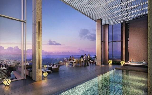 Top 5 căn hộ đắt đỏ nhất châu Á - Ảnh 2.