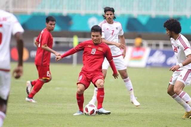 """u23 việt nam - photo 1 1569551047168785002599 - Báo chí UAE, Jordan đồng loạt: """"U23 Việt Nam mạnh nhất bảng D"""""""