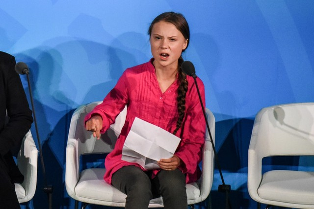 Sau báo Mỹ, đến lượt báo Úc nghi ngờ Greta Thunberg có đội ngũ PR chuyên nghiệp phía sau giúp tạo dựng tên tuổi và kiếm tiền trục lợi - Ảnh 1.