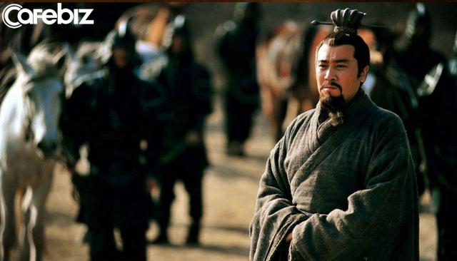 Hồi trẻ đọc Tam Quốc, sùng bái sự phóng khoáng của Tào Tháo, ngưỡng mộ tài trí của Khổng Minh, 20 năm sau xem lại Tam quốc, có một loại cảnh giới mang tên Lưu Bị - Ảnh 1.