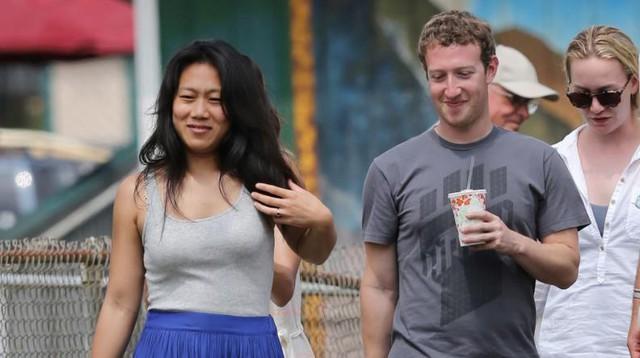 Những điều ít biết về người vợ gốc Hoa của Mark Zuckerberg - Ảnh 1.