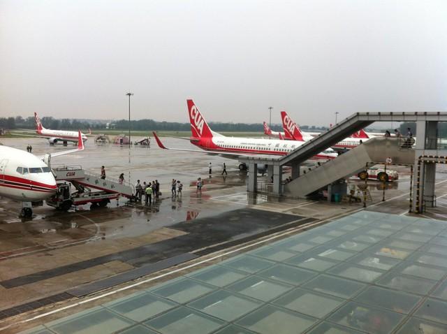 Chi tiết sân bay hơn trăm tuổi vừa đóng cửa tại Trung Quốc - Ảnh 12.