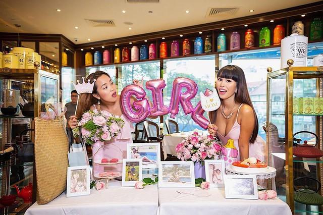 Bỏ hơn chục triệu làm tiệc mừng... vỡ chum, xu hướng mới của các chị em mà cả Shark Linh hay siêu mẫu Hà Anh cũng từng tổ chức linh đình - Ảnh 15.