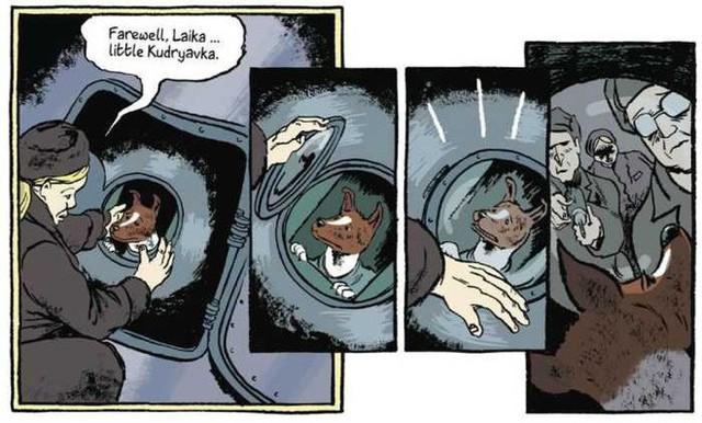 Góc tối của khoa học vũ trụ: Laika - chú chó duy nhất bị trôi dạt ngoài không gian - Ảnh 6.