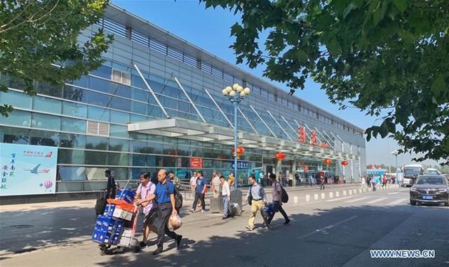 Chi tiết sân bay hơn trăm tuổi vừa đóng cửa tại Trung Quốc - Ảnh 9.