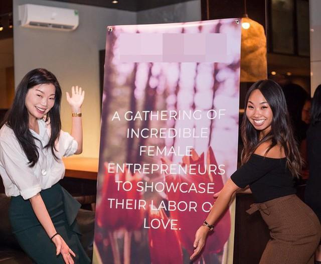 Shark Linh lần đầu chính thức giới thiệu em gái với truyền thông, dân tình nhìn ngay ra sự giống nhau ở điểm này - Ảnh 8.