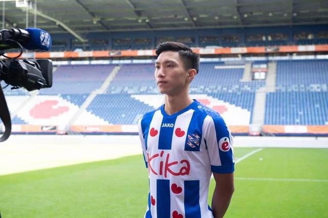 Sau màn ra mắt, Heerenveen dành vinh dự lớn cho Đoàn Văn Hậu - Ảnh 2.