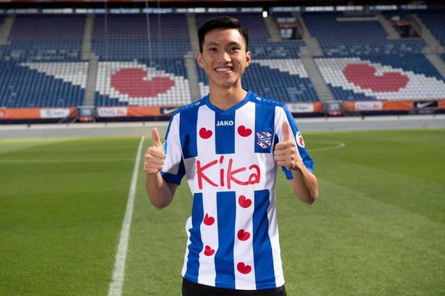 Sau màn ra mắt, Heerenveen dành vinh dự lớn cho Đoàn Văn Hậu - Ảnh 3.