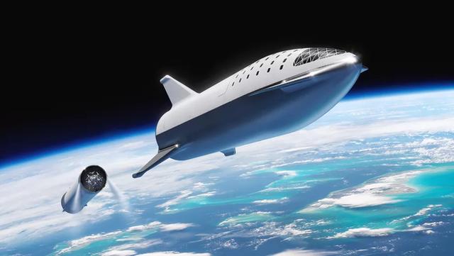Elon Musk ra mắt hệ thống tên lửa Starship mới: mạnh gấp đôi hệ thống phóng Saturn 5 huyền thoại, khoang chứa được 100 người, có thể tự động đáp đất - Ảnh 1.
